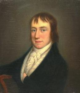 William Wordsworth at 28 by William Shuter 1798 Copyright expired