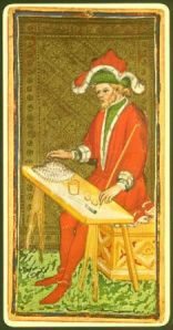 15th century impression of a magician